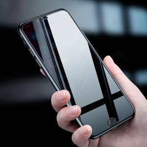 baseus 0.3mm anti-gluren volledig glas gehard glas screen protector voor iphone 7/iphone 8