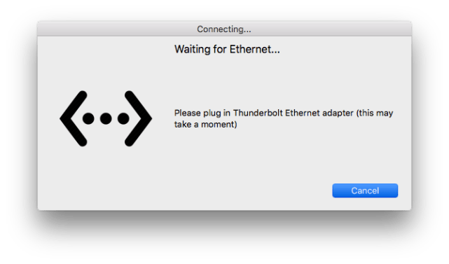 waiting-for-ethernet