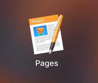 Mac ファイル 履歴書 iPad Mac Pages