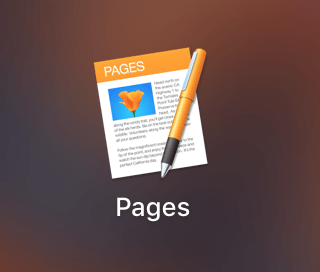 Pagesの使い方:縦書きは出来ますか?縦書きできます。年賀状・暑中見舞いにオススメ!?