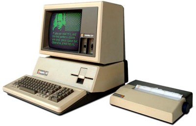 Apple III and Silentype, courtesy of Obsolete Technology Website
