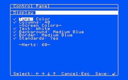Apple IIGS CDA Display