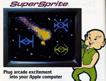 Synetix SuperSprite board
