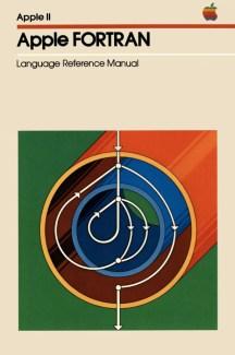 Apple FORTRAN Manual cover