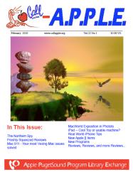 Call-A.P.P.L.E. Feb 2010 cover