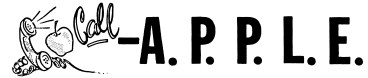 Call-A.P.P.L.E. logo
