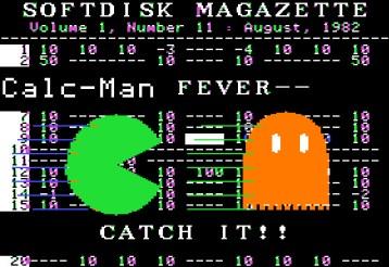 Softdisk #10, Aug 1982