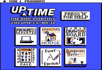 UpTime v13n12, Dec 1988