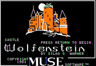 Castle Wolfenstein screenshot