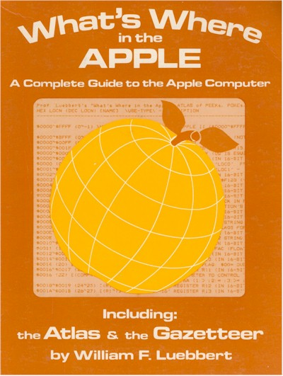 What's Where In The Apple II