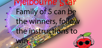 Win tickets to the Melbourne Star Observation Wheel
