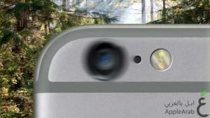 عيوب اهتزاز كاميرا الايفون 6 بلس