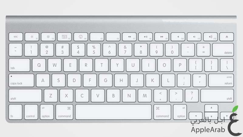 كيبورد Apple