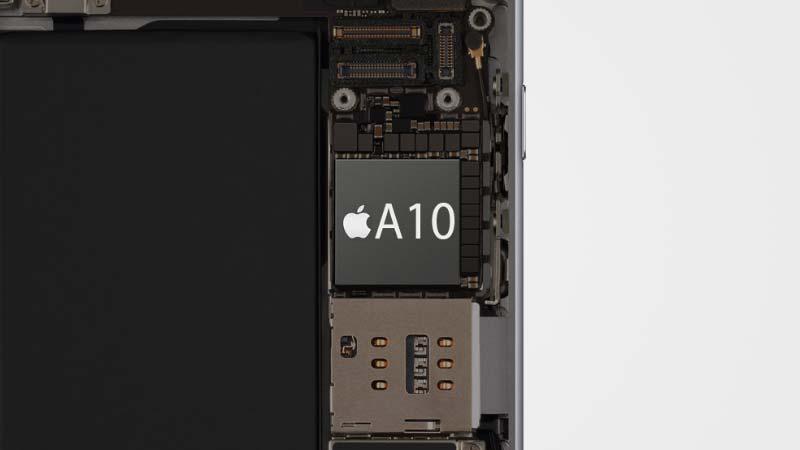 معالج A10 في الايفون 7