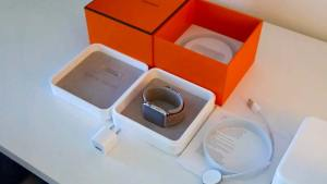 ساعة Apple Watch نسخة Hermes