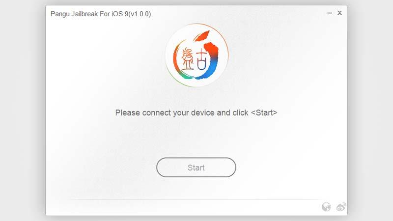 خطوات كيفية جيلبريك PanGu iOS 9 خطوة 1