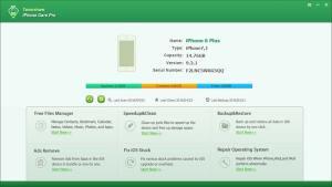 برنامج iPhone Care Pro