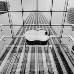 شعار Apple متجر فيفث أفينيو