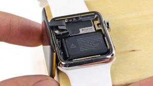بطارية Apple Watch