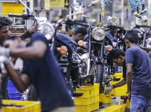 التصنيع في الهند