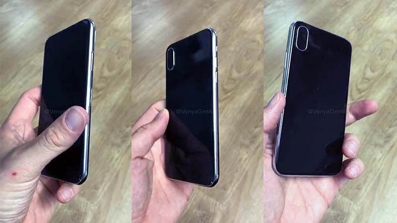 دمية نموذج ايفون 8