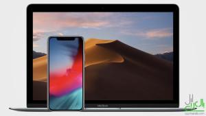 خلفيات iOS 12 وmacOS Mojave