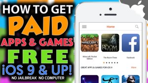 How to get Paid Apps for Free iOS 12 - 13 No Computer