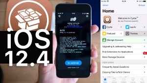 How to Jailbreak iOS 12.4 - 12, install Cydia in two Clicks!