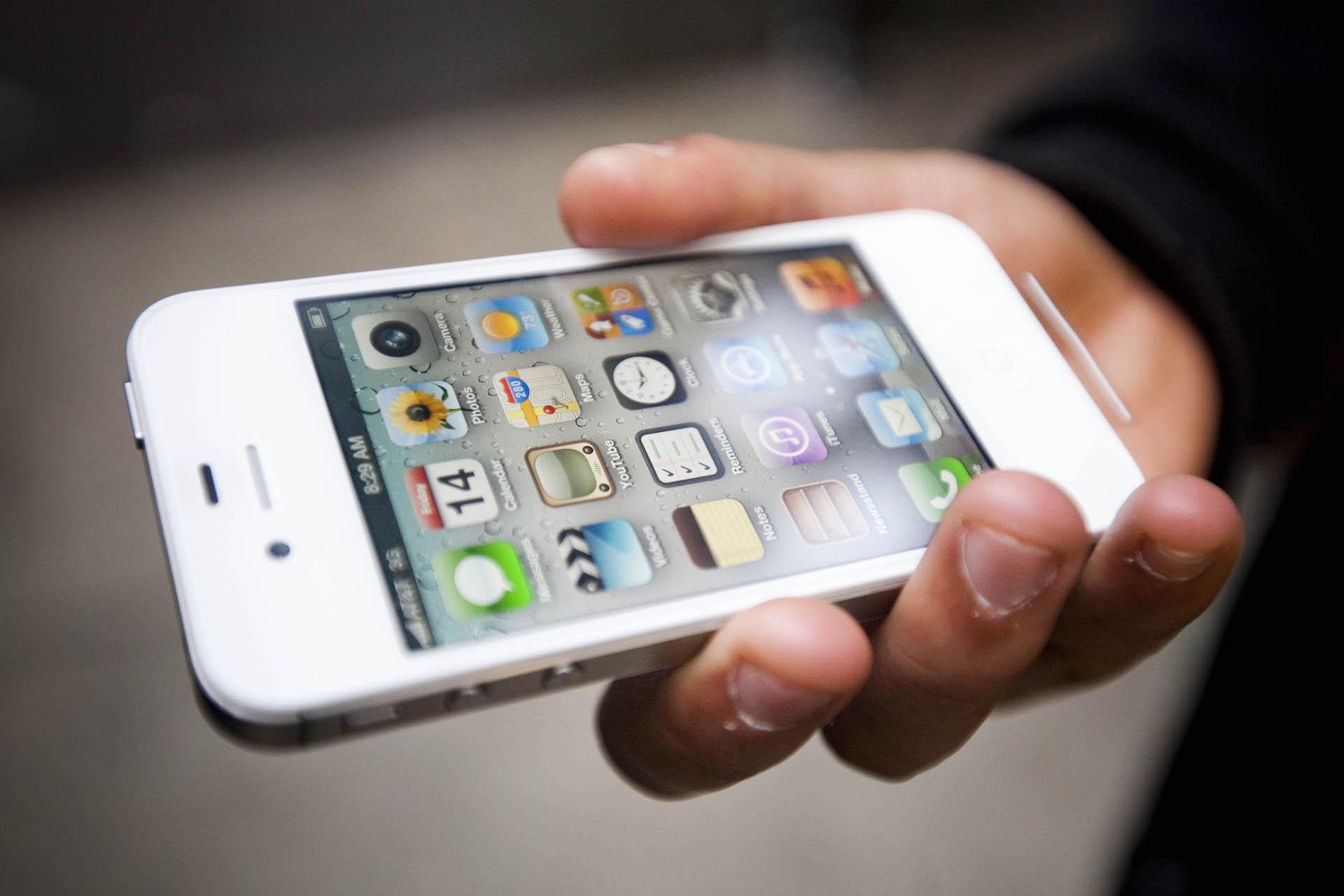 iPhone 4S 降級