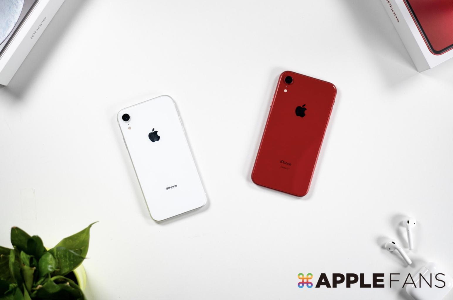iPhone XR 開箱