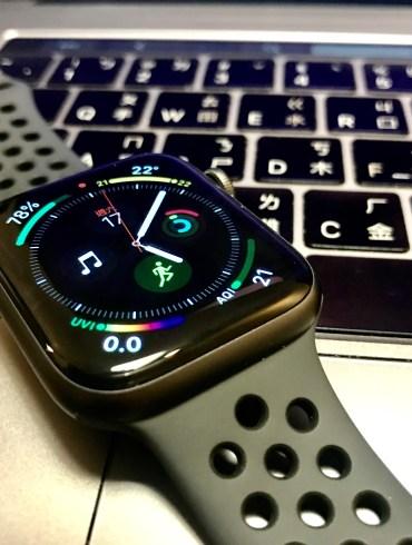 Apple Watch aqi