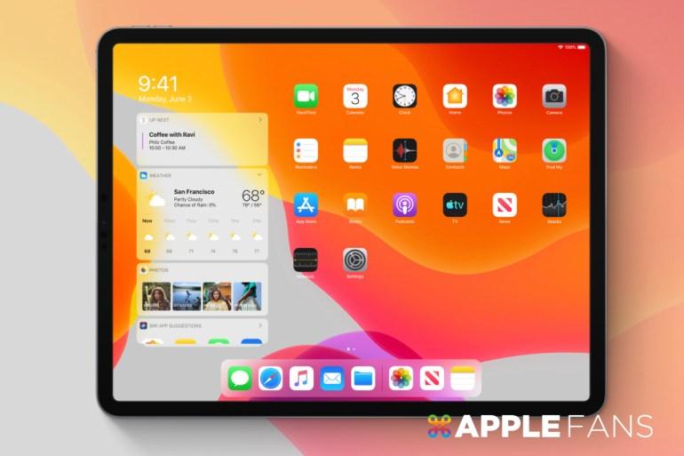 iPadOS Beta