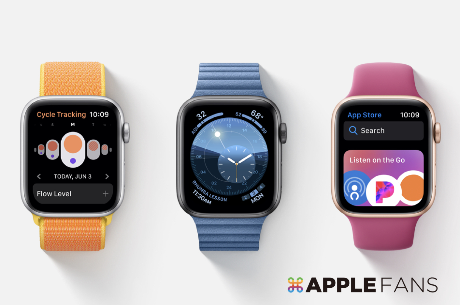 watchOS 6 beta
