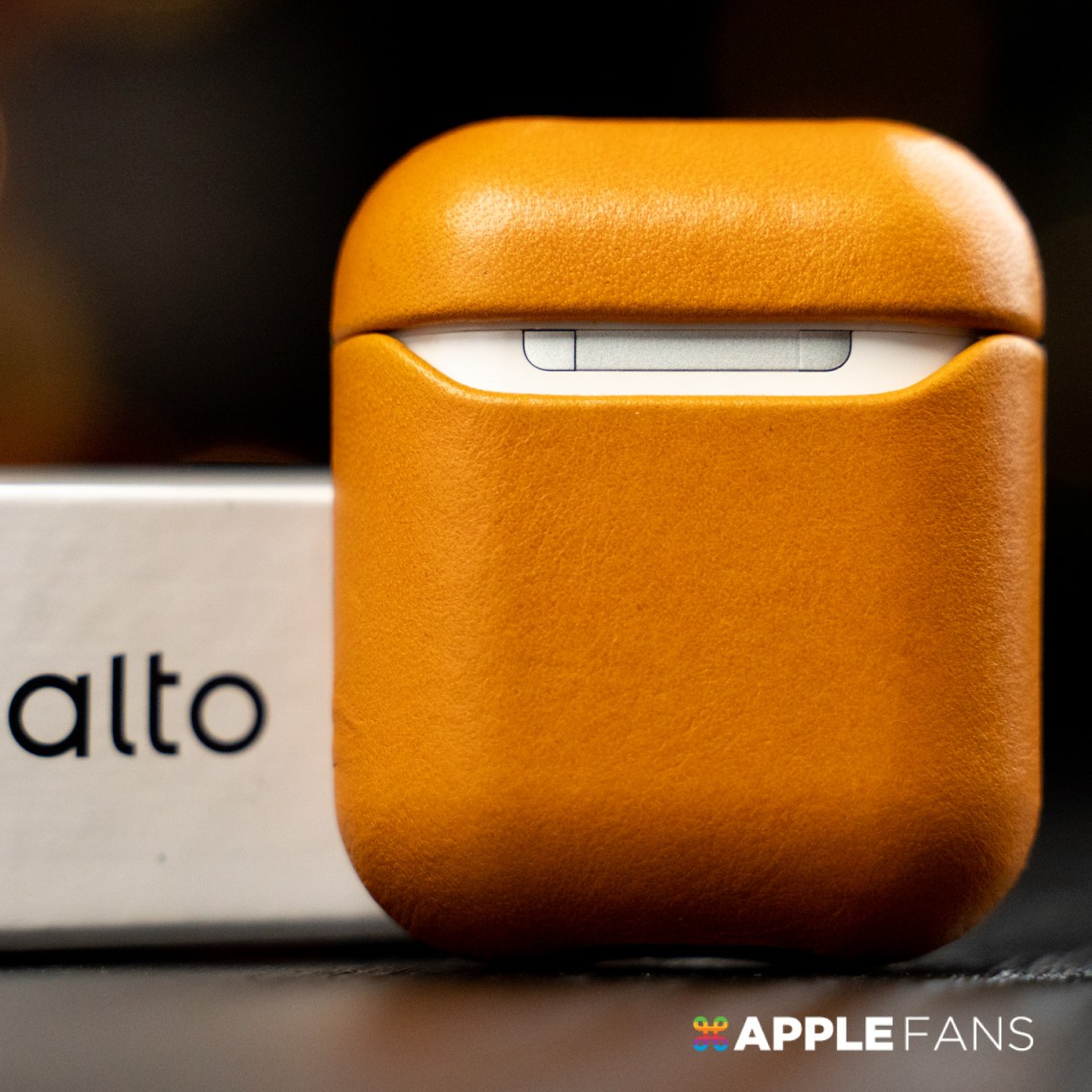 Alto AirPods 皮革保護套