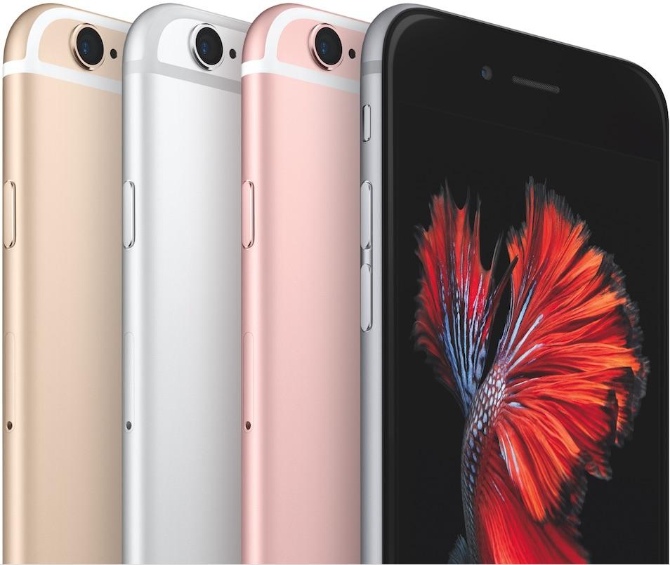 iPhone 6s 召回