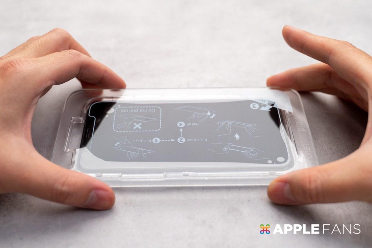 直接套上 iPhone