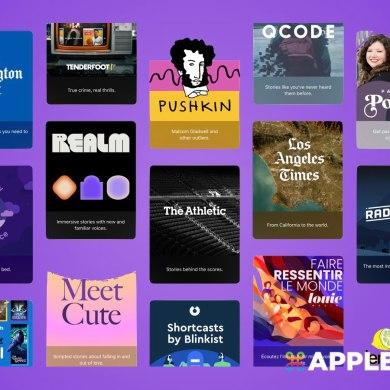 Apple Podcast 分潤計劃