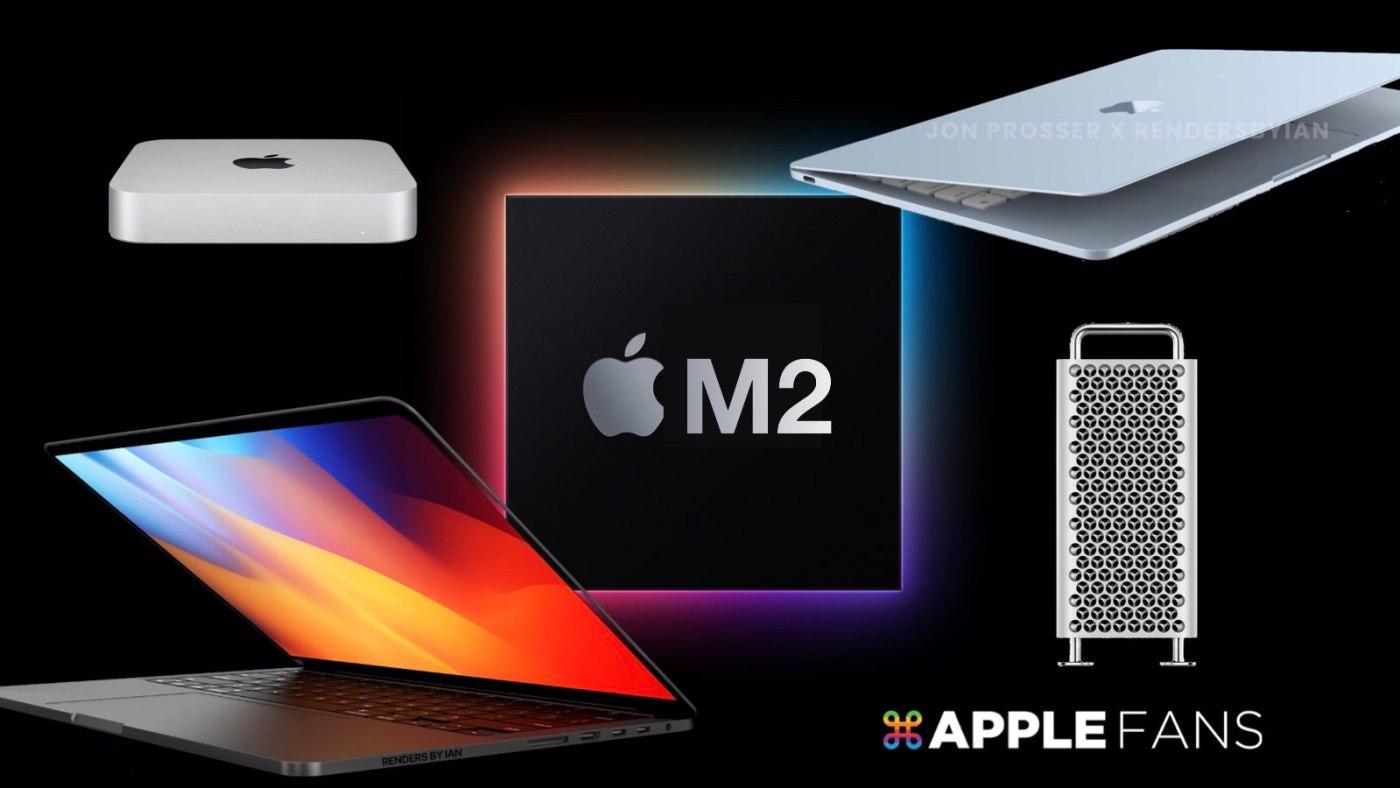 Apple M2 Mac