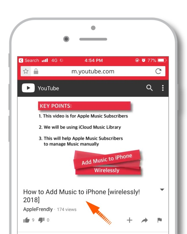 How to play YouTube in Background on iPhone (& with screen
