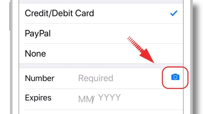 how to change remove payment method on iphone 2018 applefrendly
