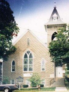 Anna M Applegate Presbyterian Church, Corydon