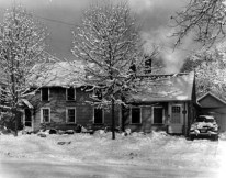 Ted and Maggie's home in Corydon