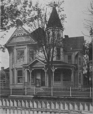 George W. Applegate home,m 610 Farquar Ave.