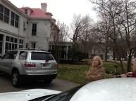 Ted Applegate's childhood home, Corydon, 2013