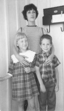 Rica, Lil and Ted, 1967