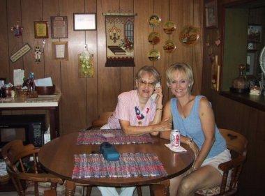 Ann and Julie, 2001