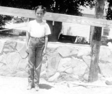 Barb, May 1952, Monahans