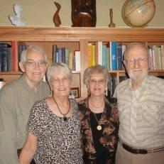 Richard, Grace, Ann, Mike