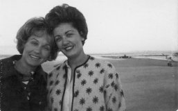 Sue and Grace, 1966