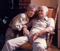 Sue and Lowell Sibert, 1988